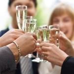 Тост на годовщину свадьбы - что лучше всего сказать?