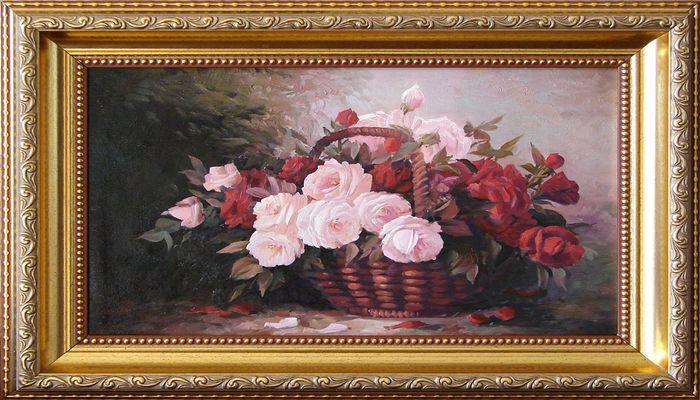 Для любителей живописи - художественные картины