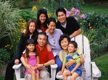 Счастливые семейные праздники