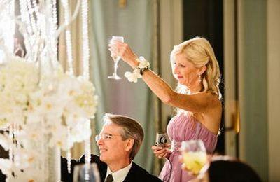 Тост мамы невесты на свадьбу