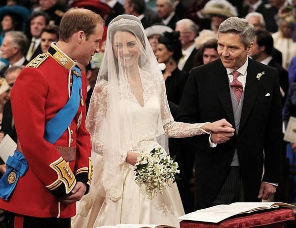 Свадебный букет Кейт