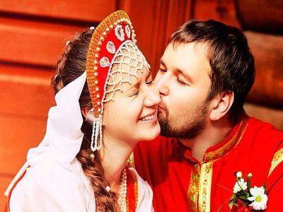 Будущая невеста дает согласие любимому