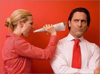 Возникшие ссоры в семейных отношениях
