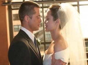 Свадебная церемония Джоли и Питта