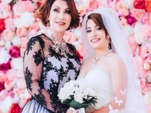 Свадьба Ксении Сябитовой