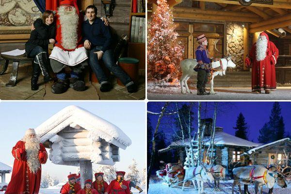 Рождественские чудеса в Скандинавии