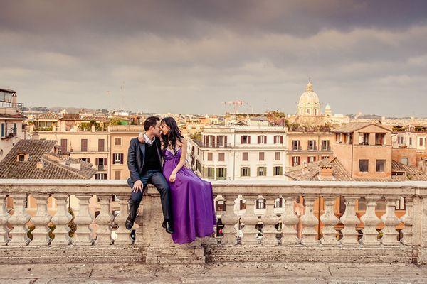 Романтический тур Италия, Рим-Венеция-Милан