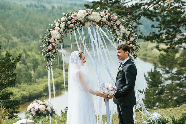 Проведение свадьбы в Забайкалье