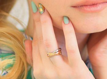 Обручальные кольца от Картье