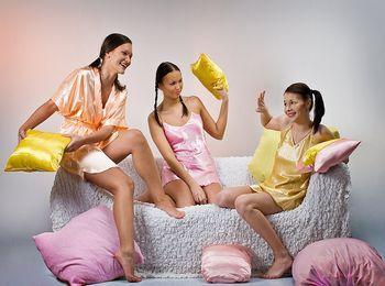 Пижама - пати на девичнике