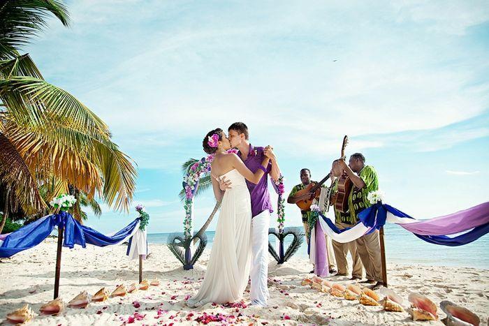 Маврикий - экзотический вариант праздника