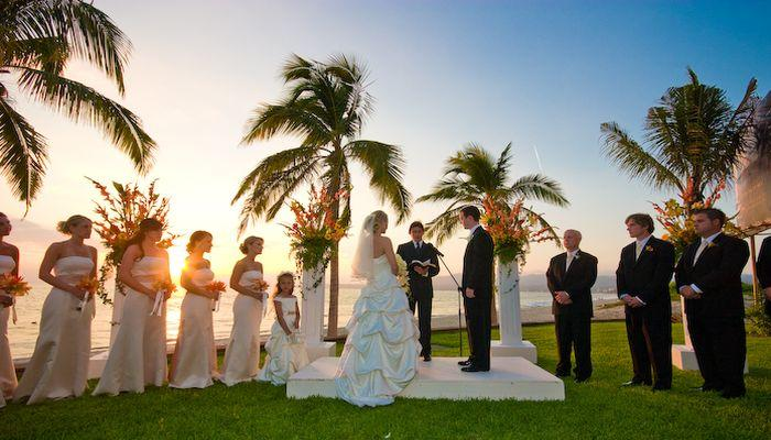 Организация свадьбы на Бали
