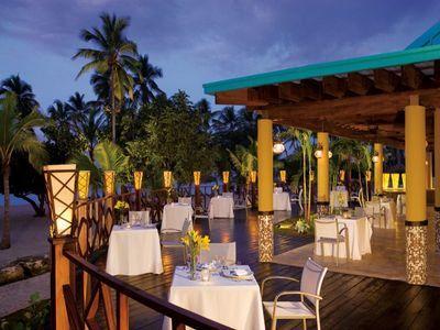 Рестораны на территории отеля