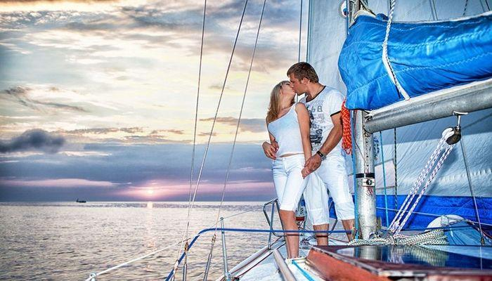 Морской тур для двоих