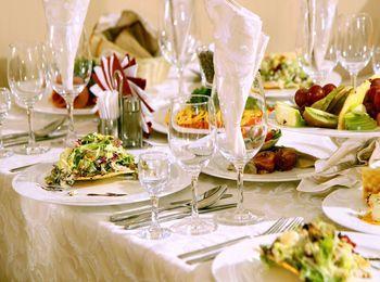 Праздничный стол по всем правилам