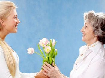 Любимые цветы для свекрови