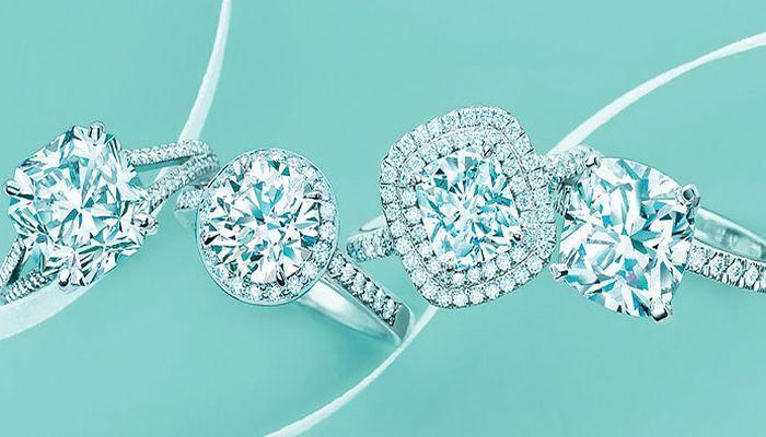 Сколько стоит кольцо от тиффани