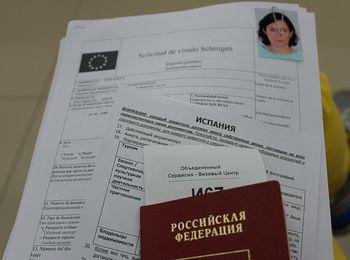 Необходимые документы для получения визы
