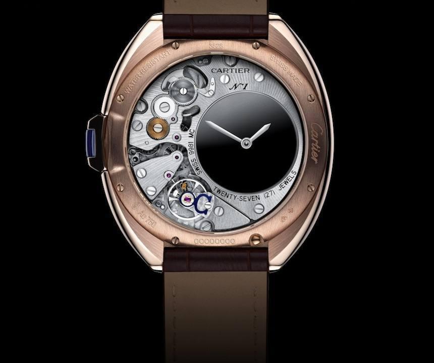 Часы Clй de Cartier
