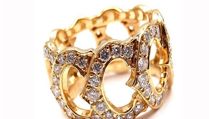 Восхитительное кольцо от Картье